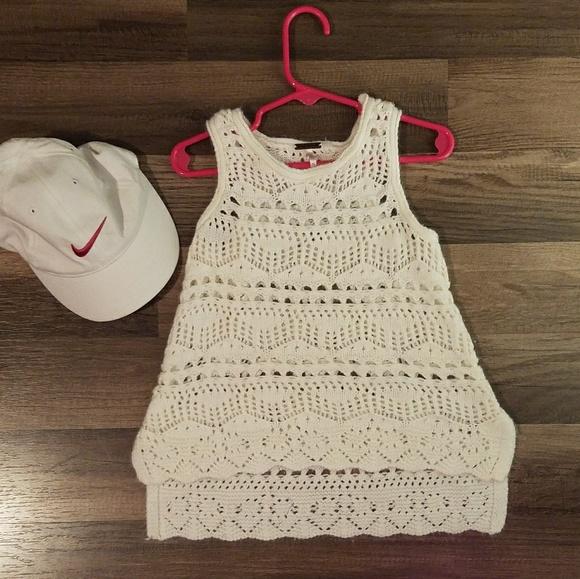 Shirts Tops Crochet Tank Top Poshmark